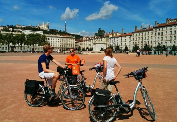 Lyon vélo